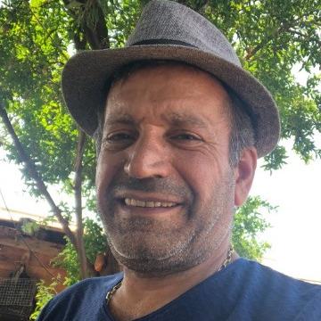 Salih, 51, Izmir, Turkey