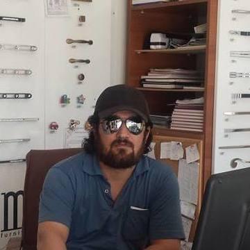 Doğan Dağ, 36, Izmir, Turkey