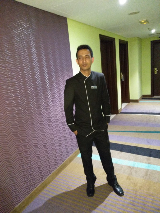 Gagan, 33, Dubai, United Arab Emirates