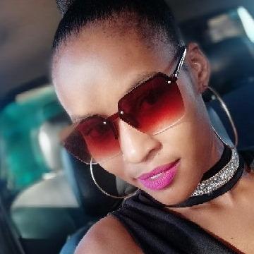 Tshepho Nicky Kaisara, 28, Gaborone, Botswana