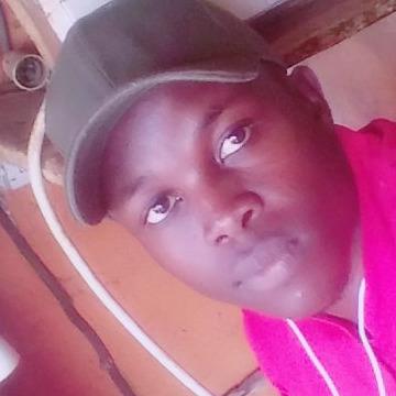 Erias, 22, Kampala, Uganda