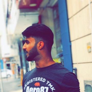Ali raza, 22, Dubai, United Arab Emirates