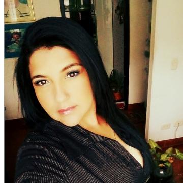 Mariela Rojas, 46, Bogota, Colombia
