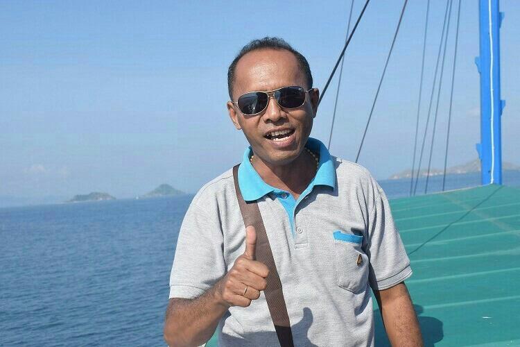 Heribertus Sipri Lagho, 49, Denpasar, Indonesia