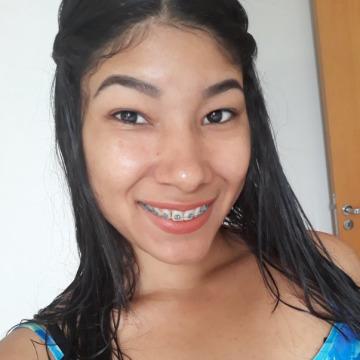 Ana, 24, Cuiaba, Brazil