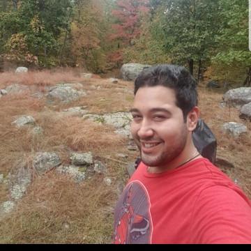 Amin Nasiri, 24, Tehran, Iran