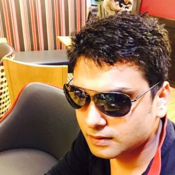 Nawaz Khan, 32, Doha, Qatar