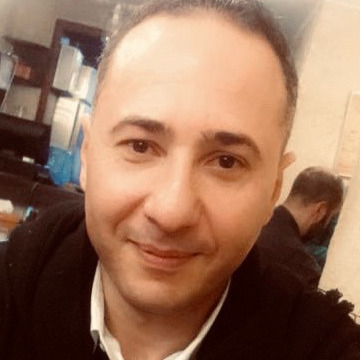 Luay, 41, Amman, Jordan