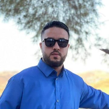 Mohemn Montasr, 26, Tripoli, Libya