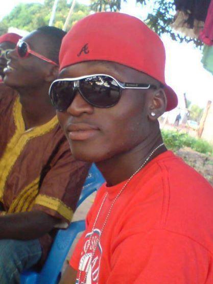 Ebrima Jobe, 32, Banjul, The Gambia
