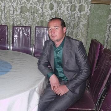 Fared Universelog, 33, Kabul, Afghanistan