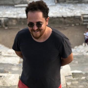 Yunus, 32, Izmir, Turkey