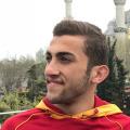 Sergen Daş, 22, Istanbul, Turkey
