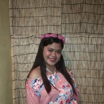 Julia Caneda, 20, Cebu, Philippines