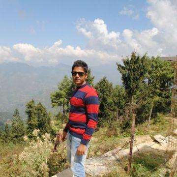 Abhilash h nair, 29, New Delhi, India