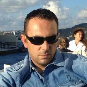 Ömer Turan, 38, Istanbul, Turkey