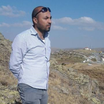Mustafa Kürşat Kutlu, 45, Yozgat, Turkey