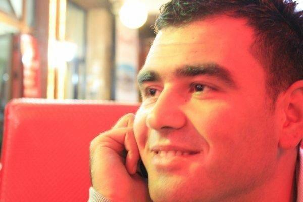 Ömür, 30, Istanbul, Turkey