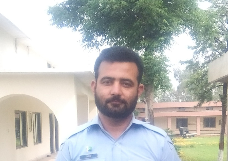Ayan Khan, 32, Peshawar, Pakistan