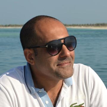 Taymour Shawky, 41, Dubai, United Arab Emirates