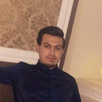 Marwan, 27, Baghdad, Iraq