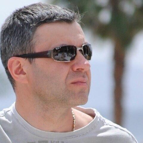 Vladimir Novak, , Haifa, Israel