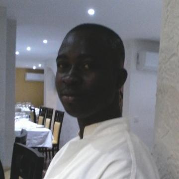 Dominique bably, 35, Abidjan, Cote D'Ivoire
