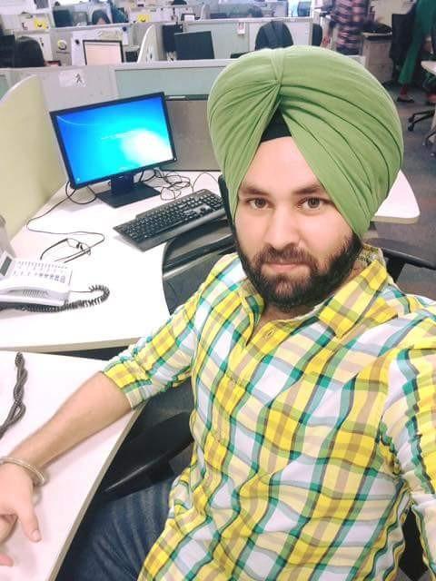 Gurvinder Singh, 34, New Delhi, India
