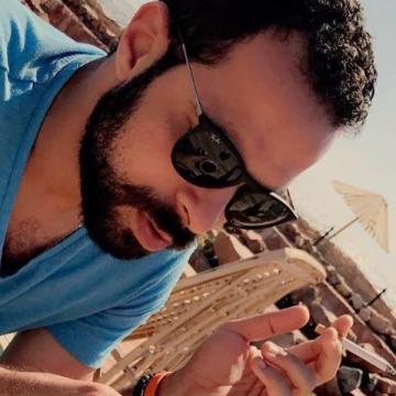 Amr ElBerry, 31, Cairo, Egypt