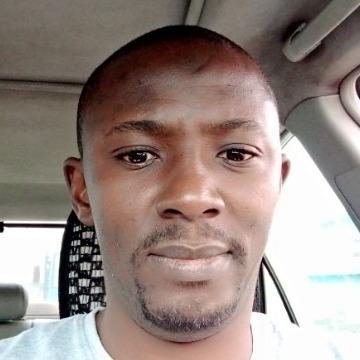 Saheed Adeniji, 41, Ibadan, Nigeria