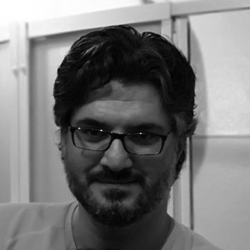 Kenan Alper, 40, Gaziantep, Turkey