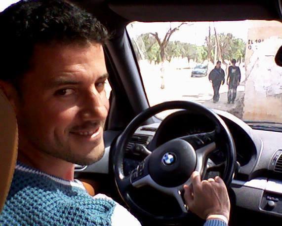 Fuego  Brahim, 37, Oran, Algeria