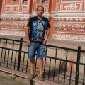 Jose Alberto Chau, 44, Miraflores, Peru
