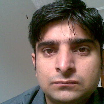 Ahmed Ali Bijarani, 33, Karachi, Pakistan