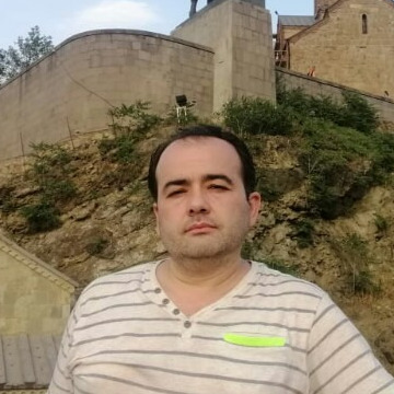 Руслан Абдуллаев, 44, Baku, Azerbaijan