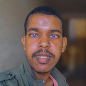 Abdalla Bilal Mohammed, 21, Aswan, Egypt