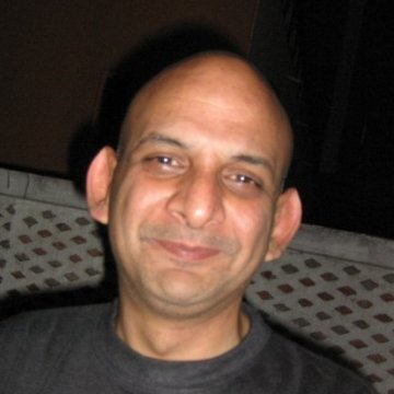 Yash Jain, 47, Ni Dilli, India
