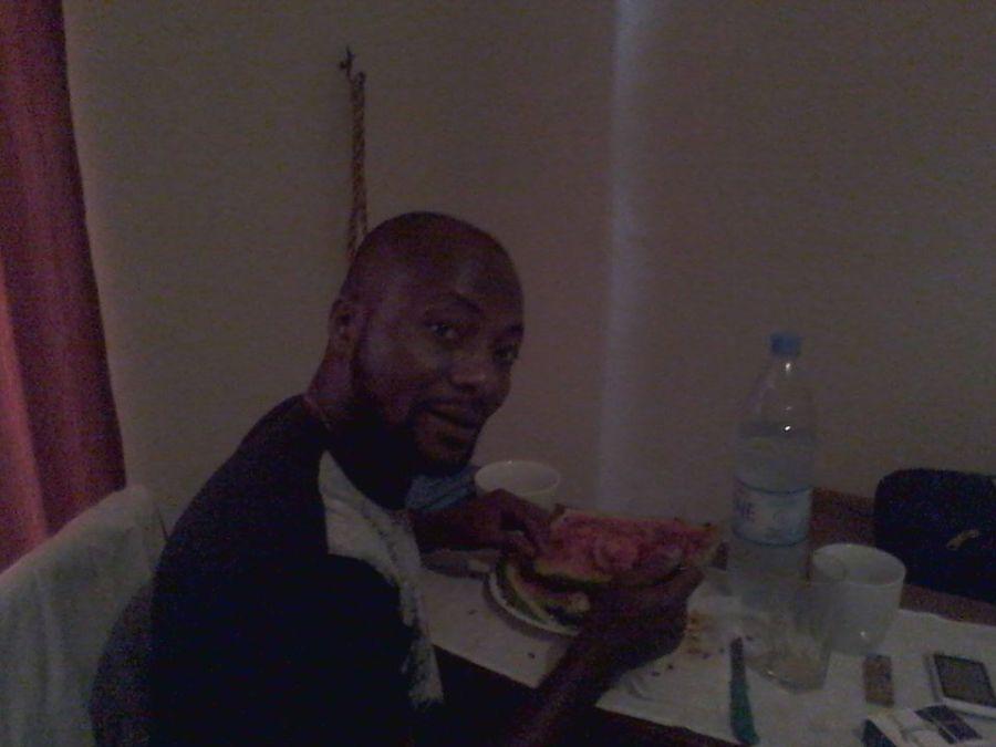 Bobby Christopher, 46, Dakar, Senegal