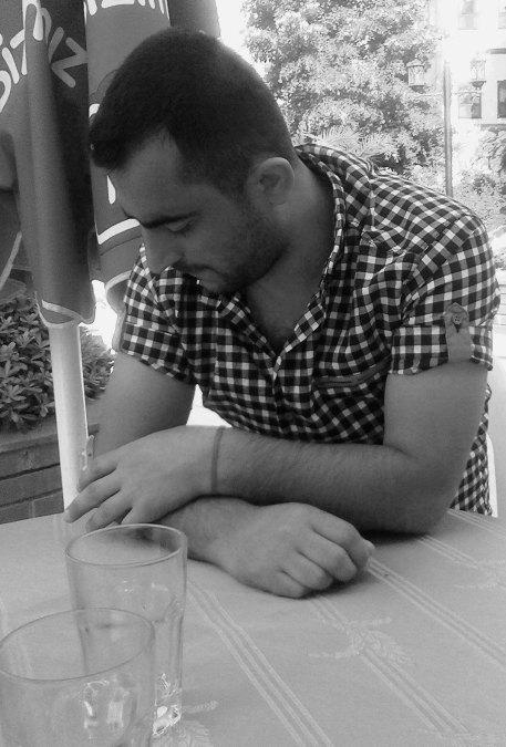 cihan, 33, Istanbul, Turkey