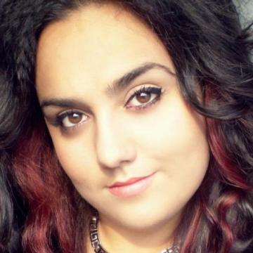 Cvetomira Nikova, 23, Gorna Oryahovitsa, Bulgaria