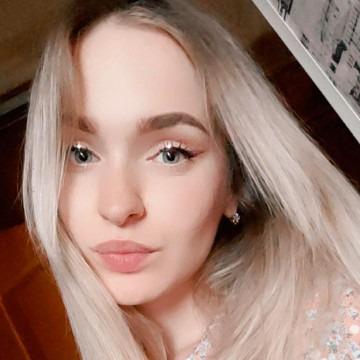 Marina, 23, Turov, Belarus