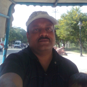 rahul, 47, Ni Dilli, India