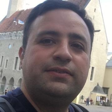 Ahmet Baharoglu, 34, Istanbul, Turkey