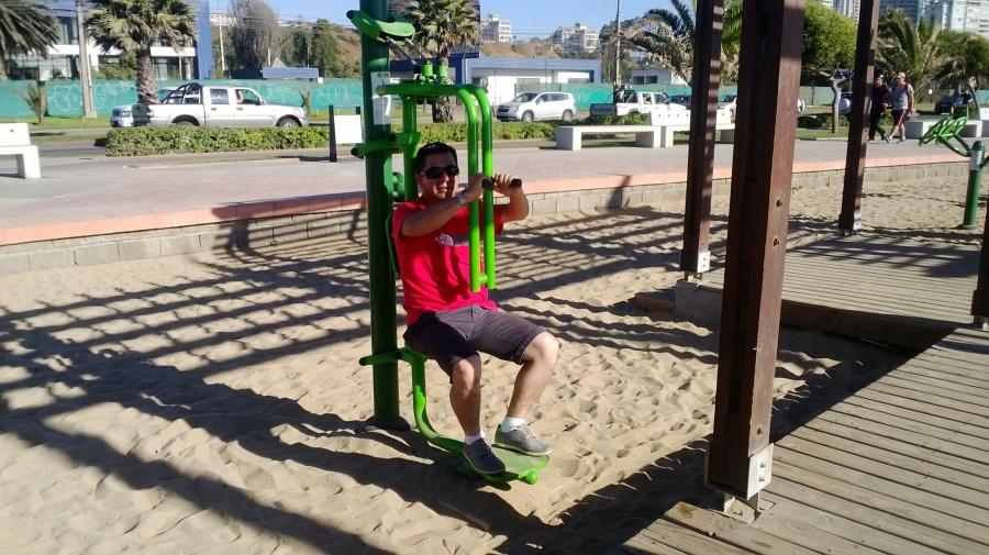 Nelson Alex, 46, Santiago, Chile