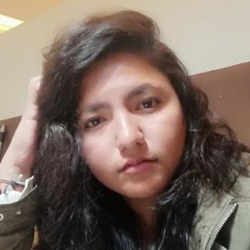 Yajaira Cordova, 26, Miraflores, Peru