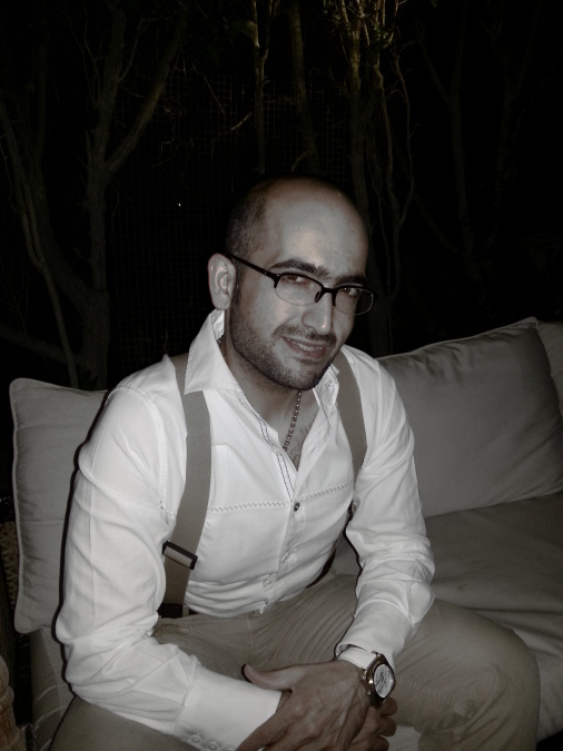 Nash, 38, Sharjah, United Arab Emirates