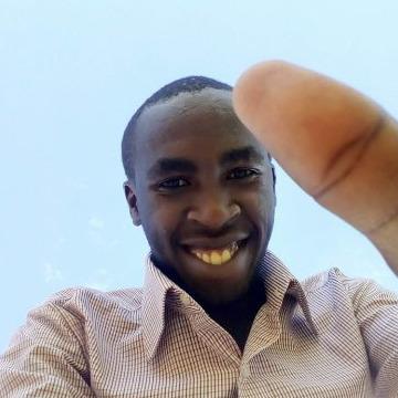 Geofrey Ndungu, 28, Nairobi, Kenya