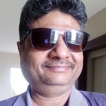 Arun Bansal, 57, Mumbai, India