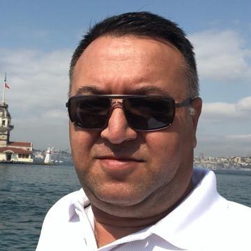 Sadullah, 41, Istanbul, Turkey