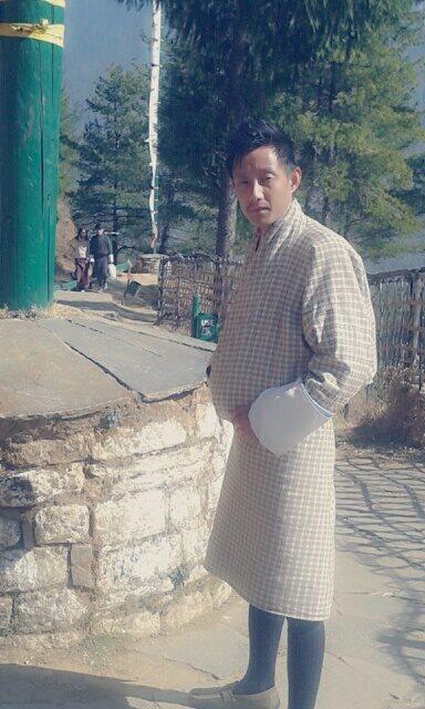 kinley Tobgay, 31, Thimphu, Bhutan
